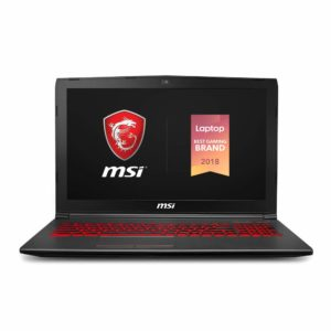 MSI GV62 review